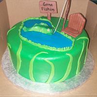 Fishing theme birthday