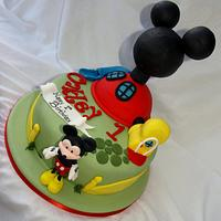 Mickey Mouse Clubhouse  by Kaylee