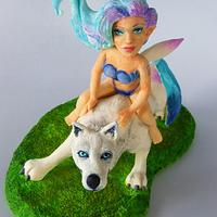 Fairy Collab Away with the fairies