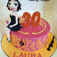 Laura is Turning 30 :)