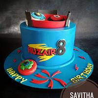 Beyblade birthday