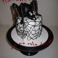 Halloween cake by Moira