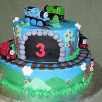 Thomas & Friends 3rd Birthday