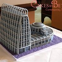 The Toast Rack & Fried Egg by Beth Mottershead