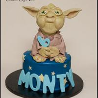 May the Cake be With you