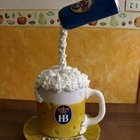 mug of beer!