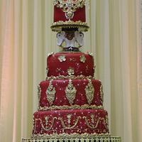 Sari Cake