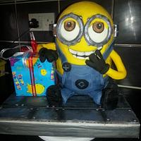 first ever minion