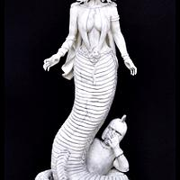 Medusa - for Greco-roman Challenge