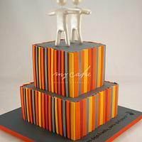 "Torta cumpleaños ""Naranja"""