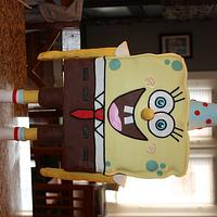 Sponge Bob for my son