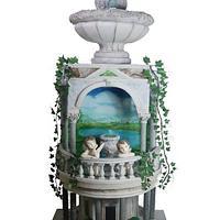 Italian renaissance Art :Cake designer world championship