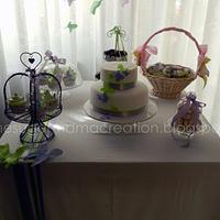 Butterflies sweet table