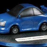 Astra 888 Car Cake