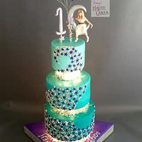 Icing Smiles Sweet 16 Cake