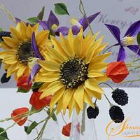 Sunflowers Class