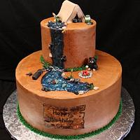 Chad's 40th by SweetdesignsbyJesica