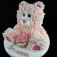 Brianna Bear by GenerousTreats