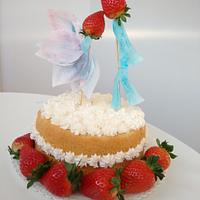 Strawberries in love 😁