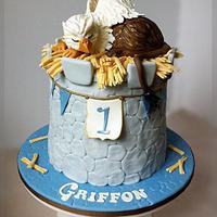 A gryphon for Griffon!