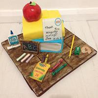 Teachers cake!