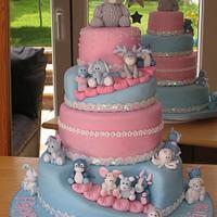 Favourite Teddy Cake :)