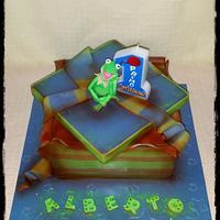 Kermit says: Happy B-day!!!!!