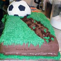 Soccer...Oops! by Sweets By Monica