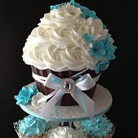 Tiffany Blue Inspired Baptism