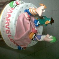 phineas and ferb birthday  by erima ojobo