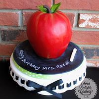 An Apple For The Teacher!