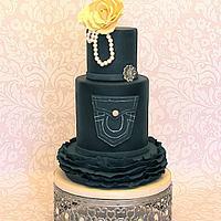 Forever in Blue Jean Cake