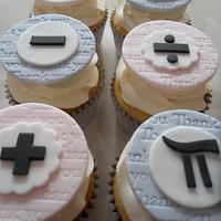 Mathematics Cupcakes.