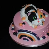 Rainy the Cat Cake