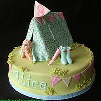 Alice's Tent