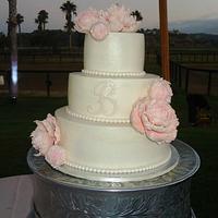 Blush Rose Peony & Ivory Wedding