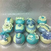 Domed Delight Cupcakes