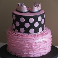 Tutu Birthday cake!