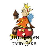 little brown fairy cake