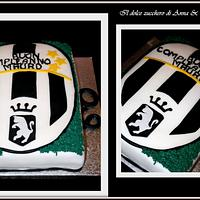 Happy Juventus birthday! by Il dolce zucchero di Anna & Lory