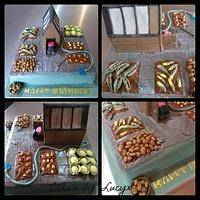 My allotment cake. by keelytia