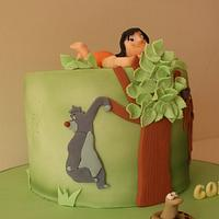 Jungle Book  by Tillymakes
