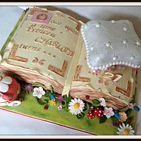 PRINCESS FAIRYTALE FANTACY BOOK  by LittleDzines