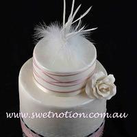 20's inspired cake