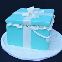 Tiffany Gift Box
