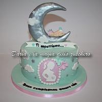 Maternity cake