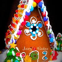 Gingerbread and Candy House