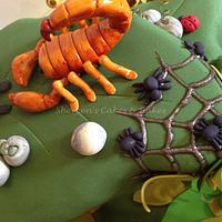 Slugs and snails  .... by Shereen