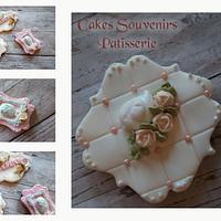 Vinatage cookies decorated