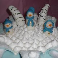 snowmen busting out